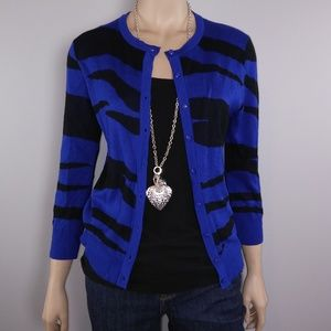 Cable & Gauge Cardigan Sweater
